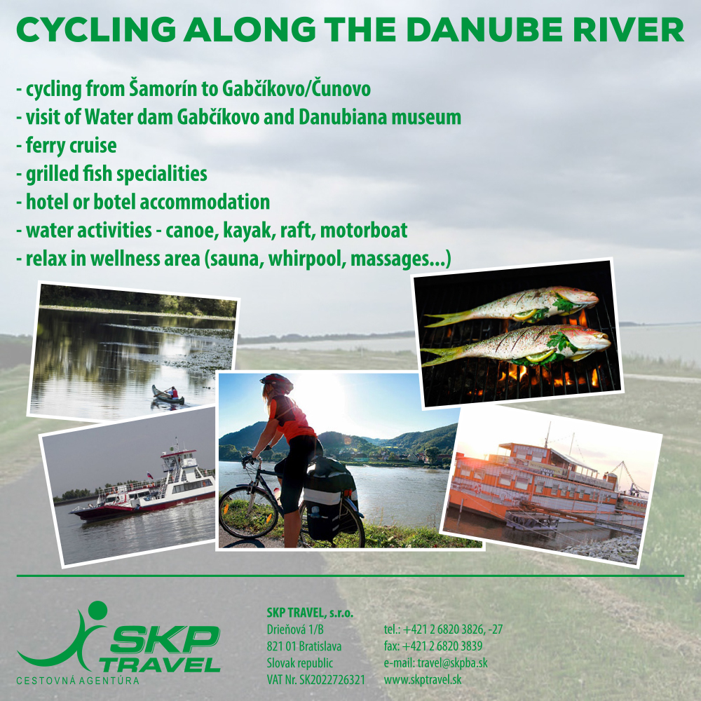 cycling-along-danube-river
